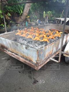料理,ハワイ,美味しい,チキン