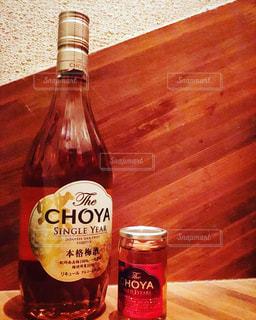 お酒,癒し,梅酒,宅飲み,チョーヤ,毎日の習慣