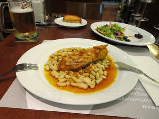 魚,旅行,スペイン,バルセロナ,フライ,Restaurante Milenium