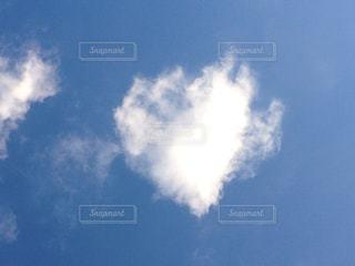 雲,ハート