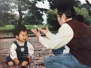 子どもの写真・画像素材[413680]