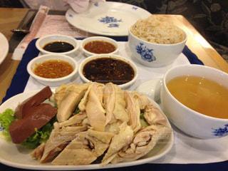 海外,ご飯,タイ,バンコク,カオマンガイ,現地