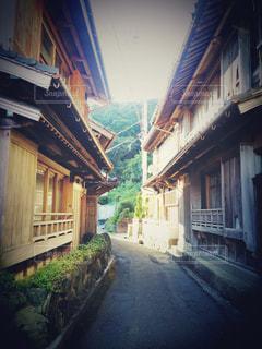 風景,建物,家,徳島,椿泊