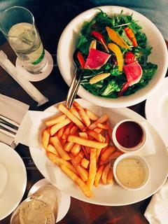 食事の写真・画像素材[513487]