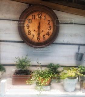 木,テラス,時計,小物,家,家具,雑貨