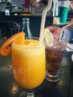 飲み物の写真・画像素材[598899]