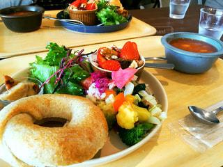 食べ物,カフェ,食事,ランチ,お店,ベーグル,たべもの,徳島,O-ba'sh cafe