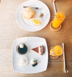 食べ物,スイーツ,カフェ,食事,海辺,デザート,おやつ,たべもの,テーブルフォト,淡路島,カフェ マルコウ