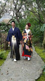 夫婦,前撮り,和装,ツーショット