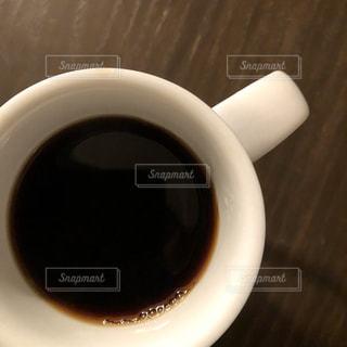 コーヒーカップのクローズアップの写真・画像素材[2915767]