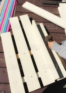 DIY,工作,木材,金づち