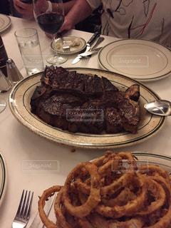 食べ物,食事,ハワイ,ワイキキ,ウルフギャング,肉料理