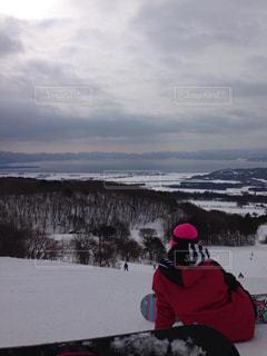雪景色の写真・画像素材[358786]