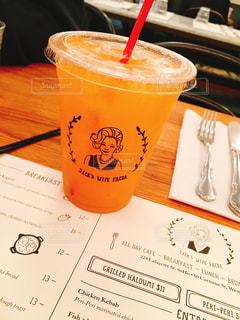 飲み物,朝食,アメリカ,NY,ブレックファスト,JACK'S WIFE FREDA