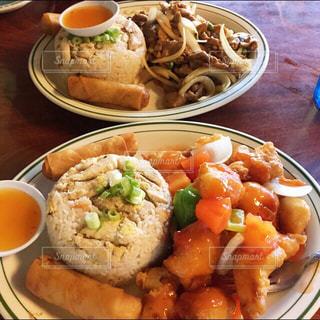 アメリカ,ご飯,LA,ロサンゼルス,Thai food express,タイフードエクスプレス