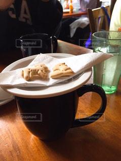 カフェの写真・画像素材[611308]