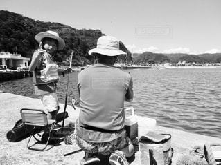 海釣り。の写真・画像素材[816205]