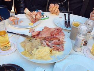 海外,外国,肉,料理,ドイツ,夕食,ケルン