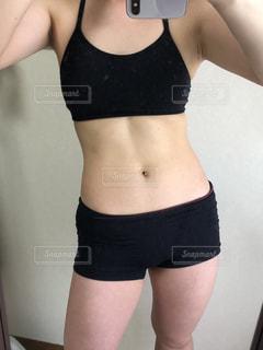 腹筋の写真・画像素材[2271316]