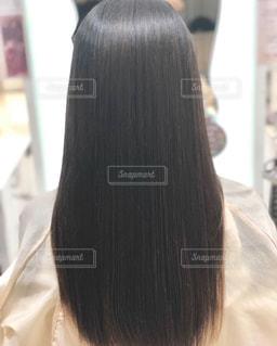 女性の髪の写真・画像素材[2281464]