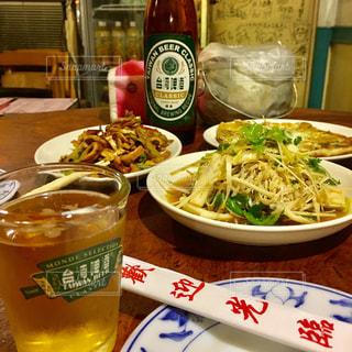 ビール,台湾,台北,居酒屋,台湾料理,阿才的店,世界入りにくい居酒屋