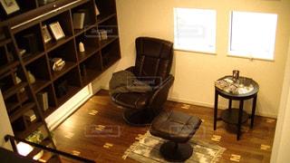建物,インテリア,部屋,椅子,本棚,書斎