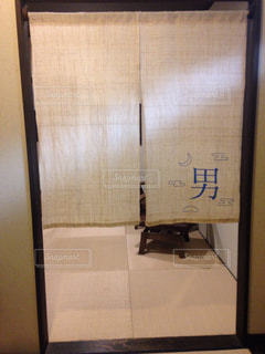 銭湯の暖簾 - No.751871