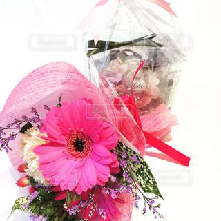 ピンク,花束,かわいい,女の子,プレゼント,幸せ