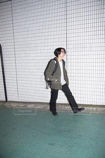 塾帰りの写真・画像素材[1137892]