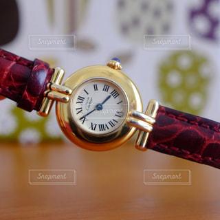 腕時計,時計,カルティエ