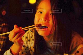 夏,かわいい,女の子,おいしい,ポートレート,焼肉,バーベキュー,ヘリオス44