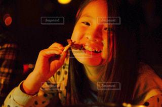 夏,食事,かわいい,女の子,おいしい,ポートレート,焼肉,バーベキュー,ヘリオス44