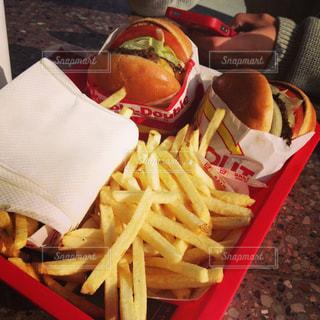 ランチ,ハンバーガー,サンフランシスコ,バーガー,カリフォルニア,California,in&out