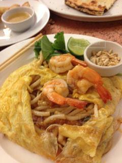 タイ,タイ料理,パッタイ,バンコク,フードコート,セントラルワールド