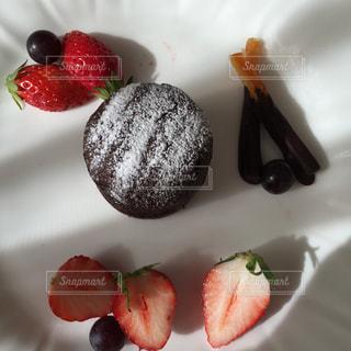ケーキの写真・画像素材[513492]