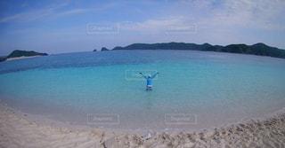 青い海の写真・画像素材[914947]