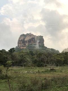 世界遺産,岩,旅,海外旅行,スリランカ,シーギリヤ,シーギリヤロック