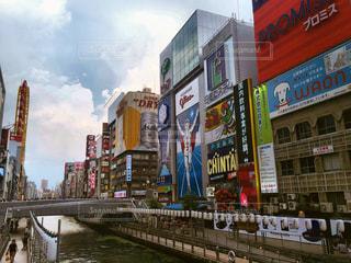 大阪の写真・画像素材[372642]