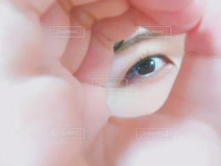 目の写真・画像素材[592692]