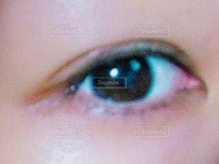 目の写真・画像素材[600268]