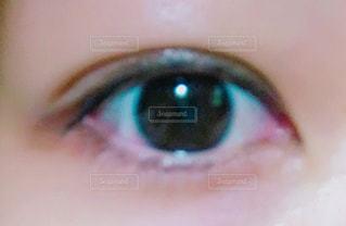 目の写真・画像素材[600277]