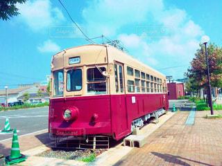 鋼のトラックの列車 - No.782800
