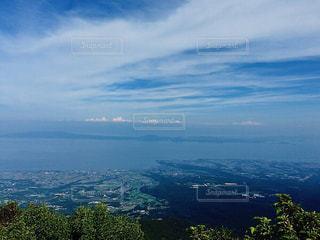 山のビューの写真・画像素材[856235]