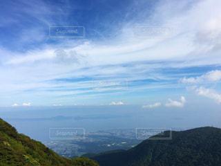 山のビュー - No.856248