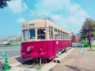 鋼のトラックの列車 - No.857728