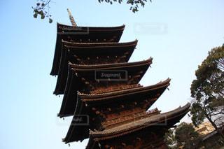 五重塔の写真・画像素材[1015872]