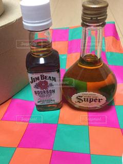 #インテリア,#お酒,#かわいい,#プレゼント,#可愛い,#ウィスキー,#ミニボトル,#嬉しい,#お酒好き