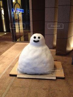 雪だるまの写真・画像素材[788516]