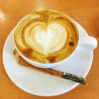 カフェの写真・画像素材[598908]