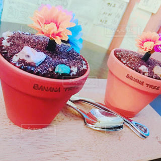 デザート,お菓子,韓国,プリン,bananatree